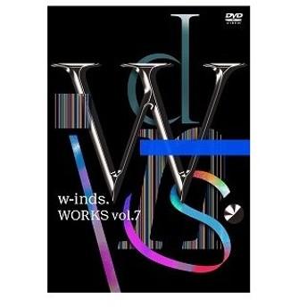 w-inds./WORKS vol.7〈2枚組〉(DVD/邦楽)