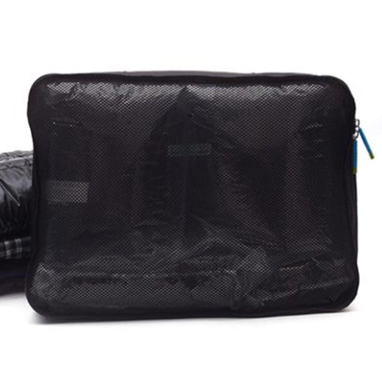 m square - 商旅系列Ⅱ折疊衣物袋XL-酷黑