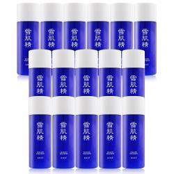KOSE 高絲 雪肌精乳液(33ML)X16