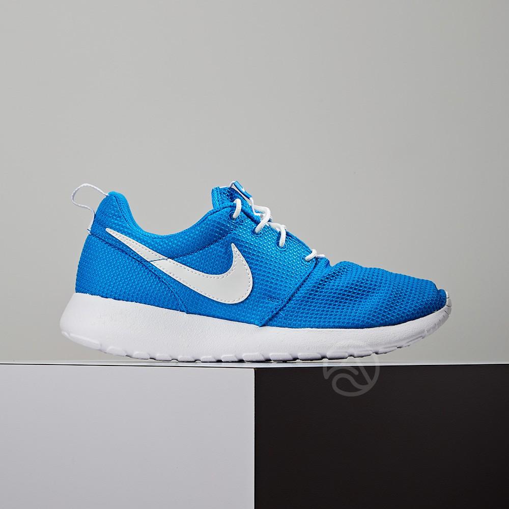 Nike free flyknit 藍白 685609-400
