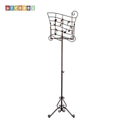 DecoBox貝多芬古銅大樂譜架(展示架, 菜單架, 工業風)
