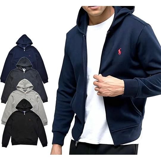 Polo Ralph Lauren Logo 小馬外套/鋪棉連帽外套/青年版/鋪棉刷毛連帽外套男女款/純棉外套/美國進口