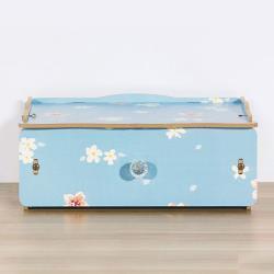 佶之屋 木質DIY單層多功能抽屜小物收納盒(4色)