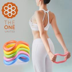 The One 瑜珈伸展曲線圈/瑜珈環/魔力圈(五色任選)