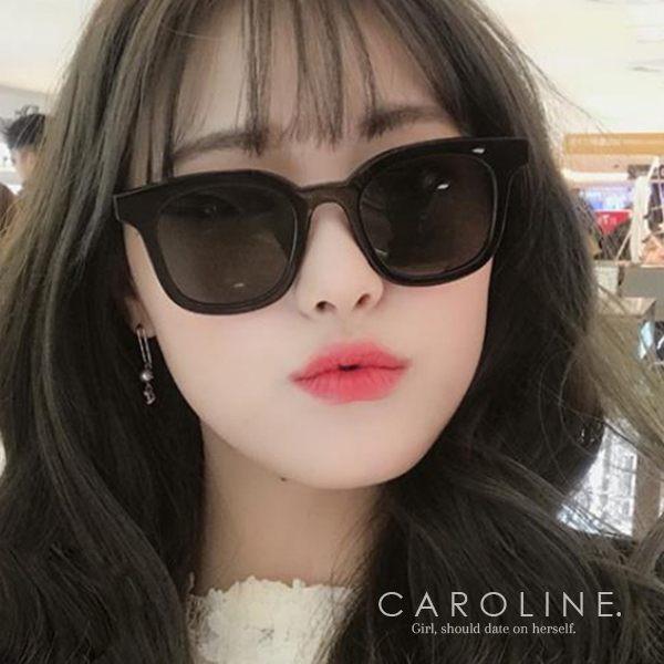 Caroline年度最新網紅款潮流行時尚百搭明星太陽眼鏡 70623