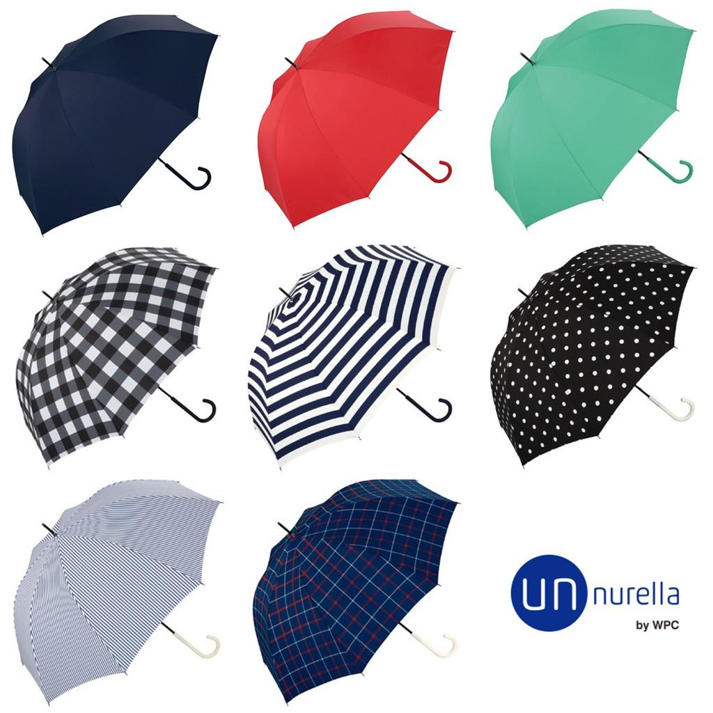 【現貨】日本 unnurella by wpc 不濕直傘 不濕雨傘 直傘 抗UV 晴雨傘 雨傘 男女兼用 防潑水 美