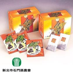 [石門]鐵觀音原片茶(3g/20入,共三盒)