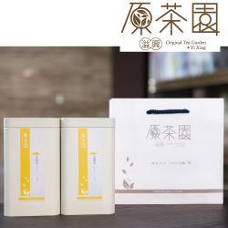 原茶園 - 台灣金萱茶二七仔一心三葉 - 150gX5包