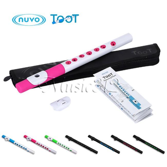 英國 NUVO TooT 小短笛絕佳的長笛前導樂器 Music312樂器館