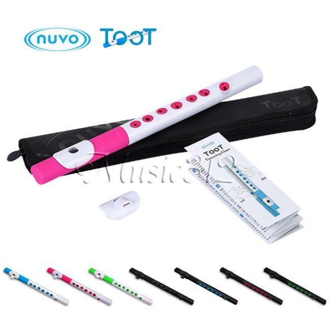 NUVO TooT 小短笛絕佳的長笛前導樂器 Music312樂器館