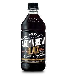 UCC AROMA BREW艾洛瑪黑咖啡525ml(24入)