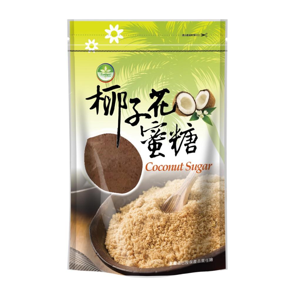 隆一椰子花蜜糖350g /1箱(24包)
