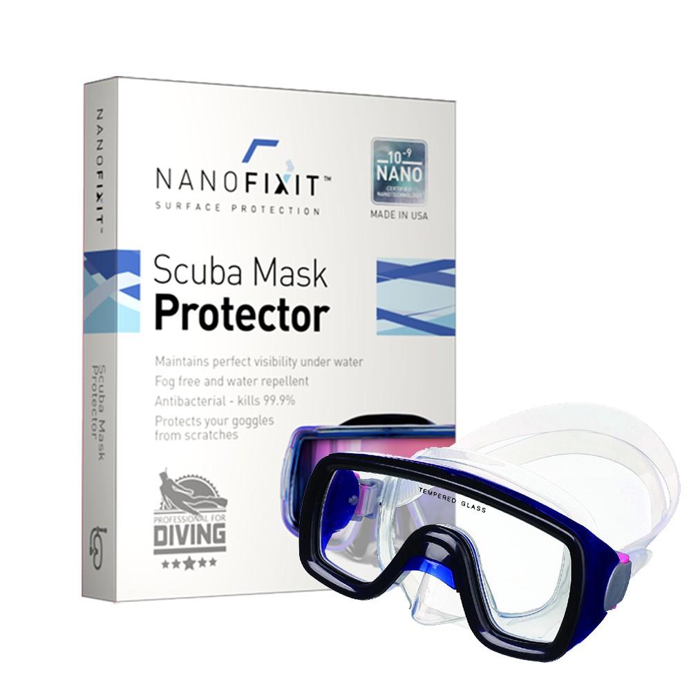 奈米盾 NanoFixit 潛水蛙鏡奈米鈦隱形膜