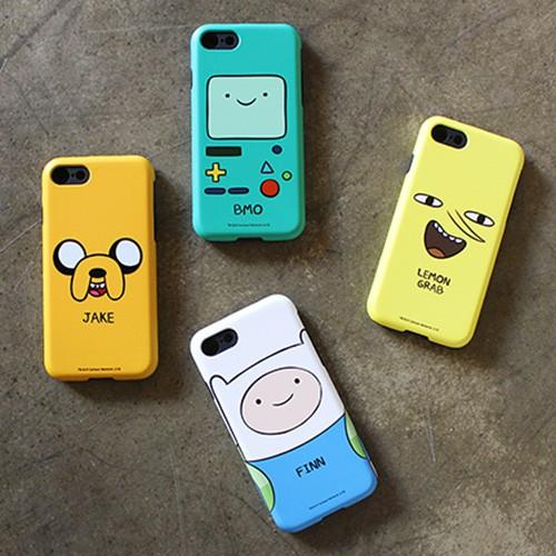 韓國 探險活寶 老皮 阿寶 手機殼 雙層殼│iPhone 12 11 Pro Max Mini