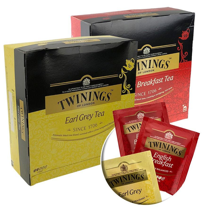 茶包 Twinings 唐寧茶 茶包 真Costco附發票 英倫皇家伯爵 早餐茶 茶包 伯爵茶 好市多 URS