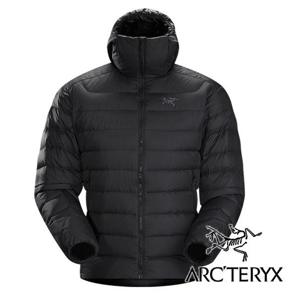Arc'teryx 始祖鳥 男 Thorium 鵝絨外套│羽絨外套│保暖外套『黑』17231