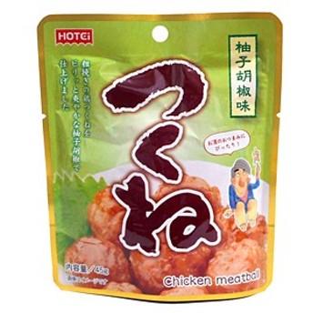 ★まとめ買い★ ホテイ つくね柚子胡椒味45g ×48個【イージャパンモール】