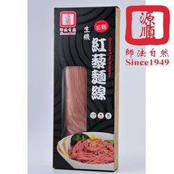 [源順]生機紅藜麵線 (230公克×三盒)