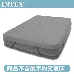 INTEX 充氣床專用保護套/保潔墊(適用高度10-56cm)-寬152cm(69643)