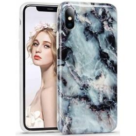 6d7d3c2188 iPhone X ケース 大理石 iPhoneケース マーブル TPU おしゃれ かわいい アイフォン X ケース (iPhone X