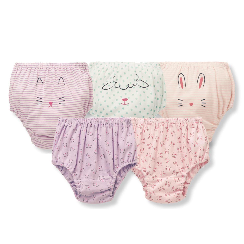 日本千趣會 - GITA 超值內褲五件組-動物