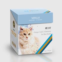 木入森 貓咪膚立好 超值裝包100g/盒  2盒入