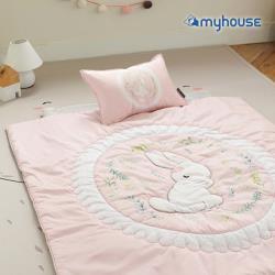 BabyTiger虎兒寶  MYHOUSE  韓國防蟎兒童睡袋 - 經典兔