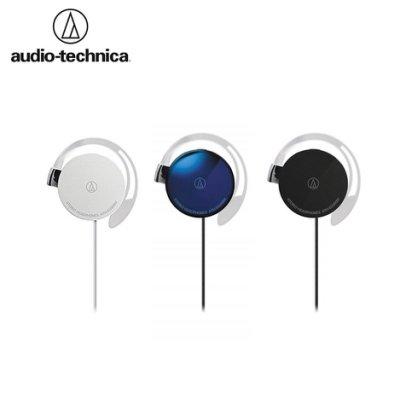 又敗家@日本鐵三角輕量超薄耳掛式耳機ATH-EQ300M耳掛耳機Audio-Technica掛耳型耳機電腦耳機雙耳耳機