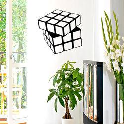 【摩達客】法國Ambiance 方塊 家飾設計壁貼