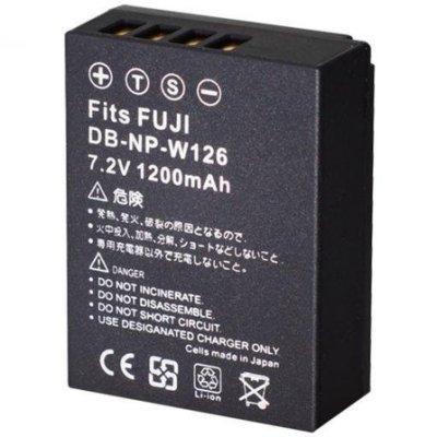 [開欣買]佳美能 Fujifilm NP-W126 鋰電池-KA 公司貨 投保3500萬產品責任險