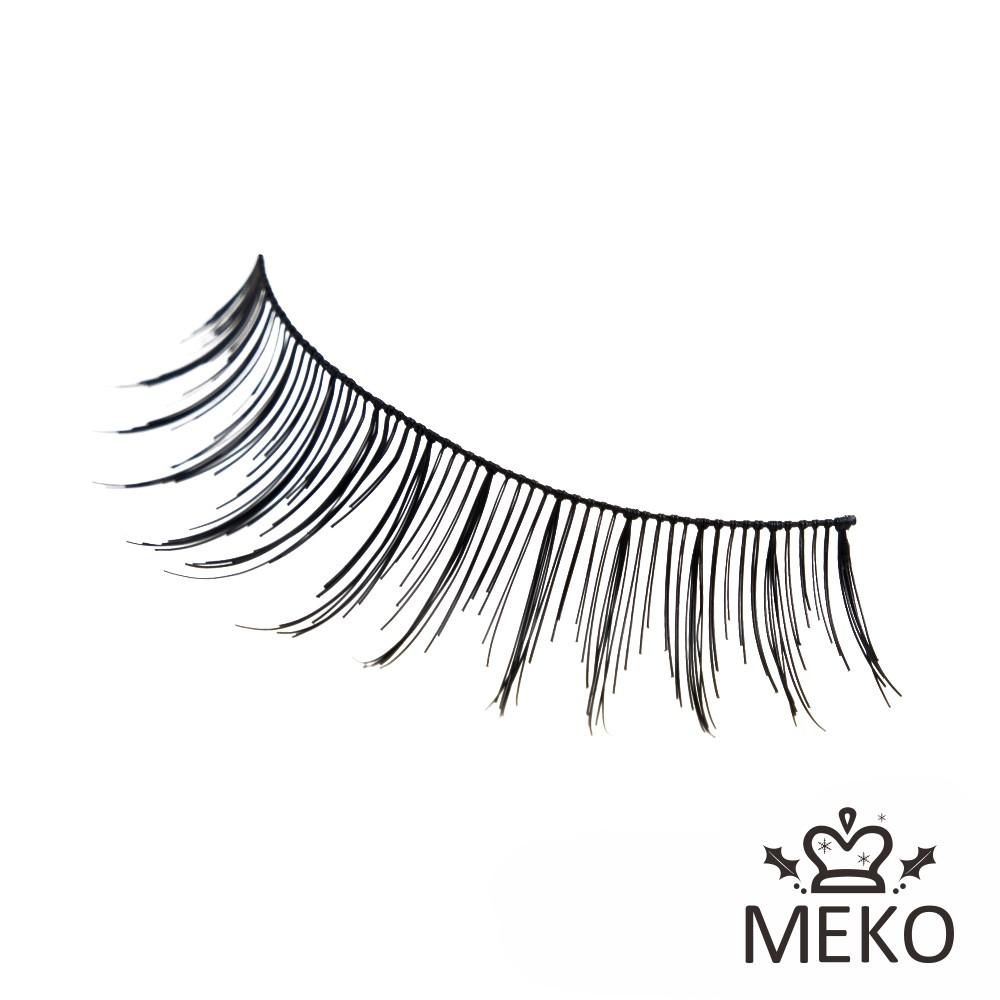 MEKO 優質手工編織假睫毛 - 706(直式織法)