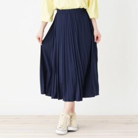 [マルイ]【セール】スムース プリーツスカート/ピンクアドベ(pink adobe)