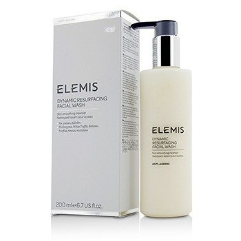 Elemis 艾麗美 活力酵素亮采潔面乳 Dynamic Resurfacing Facial Wash 200ml/6.7oz - 卸妝/洗面乳
