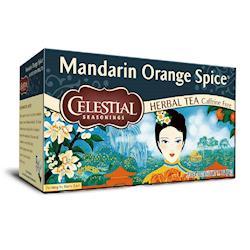 【Celestial 詩尚草本】美國原裝進口 東方香桔茶2盒優惠組(20環保包 x 2)