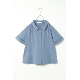 [マルイ]【セール】Sdv オープンカラーシルケットTシャツ/イッカ レディース(ikka)