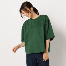 [マルイ]【セール】【CAMBER/キャンバー】MAX WEIGHT CUT POCKET Tシャツ/フレディ&グロスター レディース(FREDY&GLOSTER)