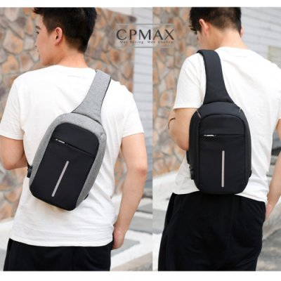 CPMAX 背包 側背包 大容量包 胸包 槍包 防盜包 運動腰包 公事包 側背包 後背包 斜背包 學生書包包 【O21】