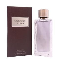 【即期品-2021.04】Abercrombie  Fitch 同名經典男性淡香水 50ml