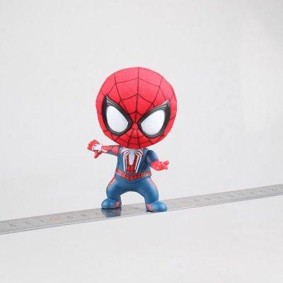 惠美玩品 歐美系列 其它 公仔 1901 蜘蛛俠 蜘蛛人 英雄歸來 Q版搖頭 T款
