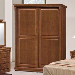 【時尚屋】[UZ6]賽德克5x7尺正樟實木衣櫃UZ6-22-7