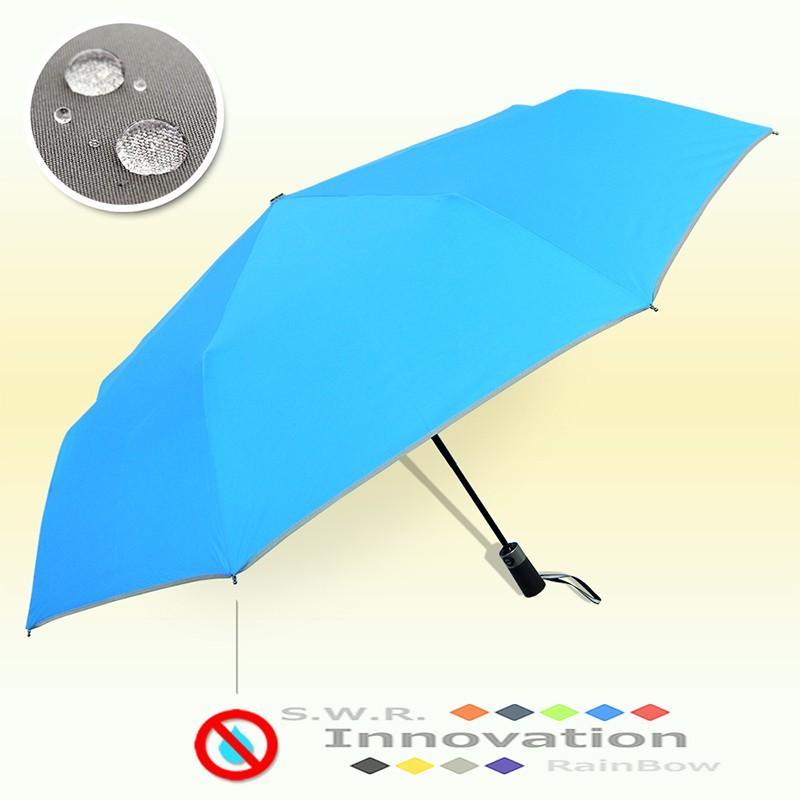 【傘市多】-雨傘-RB-SWR-45吋 Techonlogy機能超撥水 /自動傘洋傘防風傘折傘(免運)