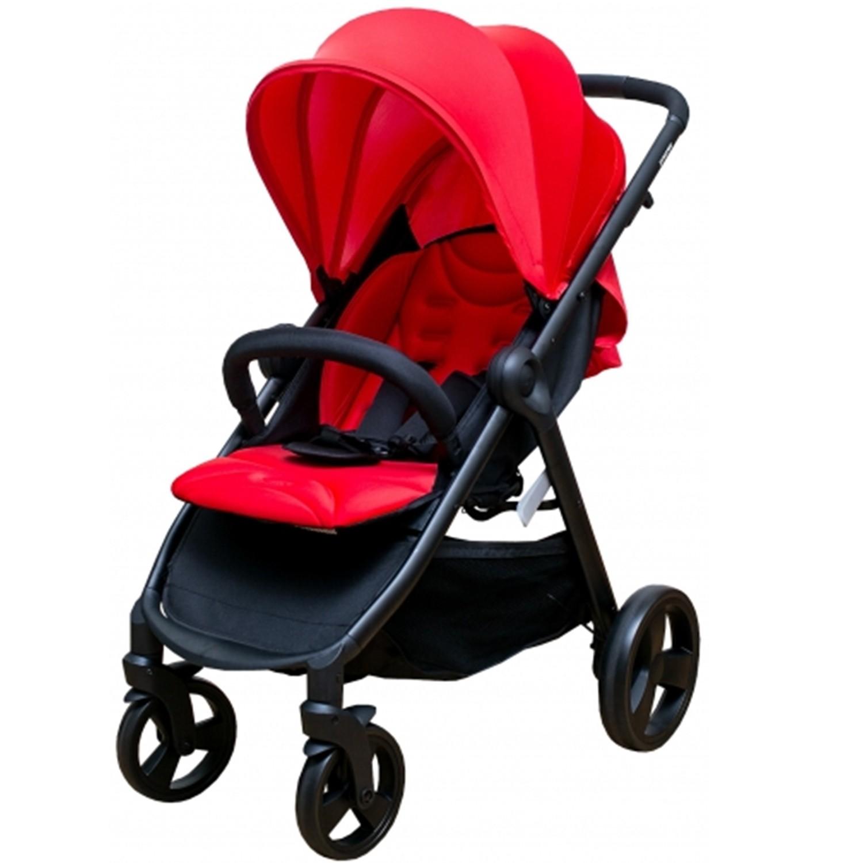 美國欣康Syncon - 歐式時尚手推車-紅色