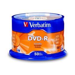 Verbatim威寶 藍鳳凰 16X DVD-R 50片