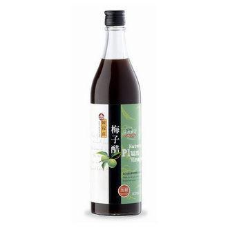 陳稼莊 梅子醋(加糖) 600ml/瓶