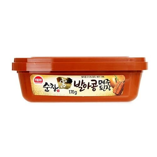 [HAEPYO] 淳昌 宮 發芽豆 大豆醬 170g [韓國直送]