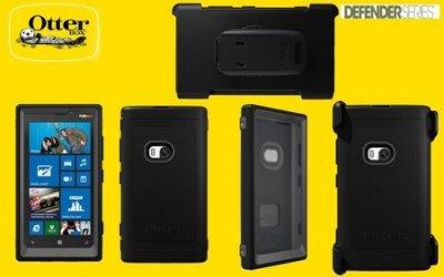 ※台北快貨※美國原裝 Otterbox Defender 軍規三防保護套 Nokia Lumia 920 用 (也有822 900 1020)