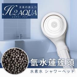 日本HIRO H2 AQUA氫水蓮蓬頭