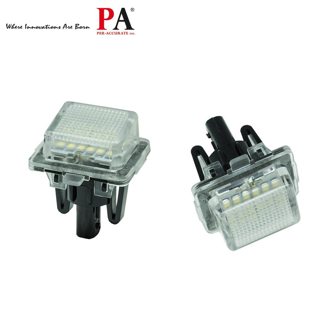 新款 賓士 BENZ LED 牌照燈 解碼不亮故障燈 W204 W212 W216 W221【PA LED】