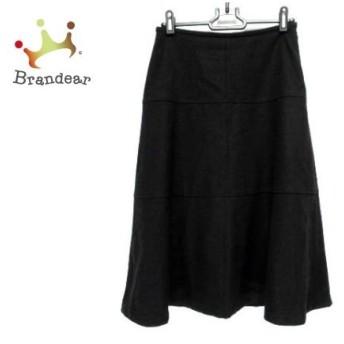 ホコモモラ JOCOMOMOLA スカート サイズ40 XL レディース 黒 値下げ 20190917