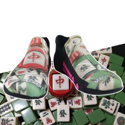 足護士Foot Nurse-抗菌除臭潮鞋踝襪(厚款) JG-019【19Y03W02】無縫酷酷踝襪